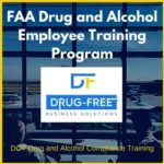 FAA Drug and Alcohol Employee Training Program CD Cover