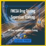 FMCSA Drug Testing Supervisor Training CD Cover