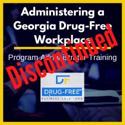 Georgia Program Administrator Training CD Cover