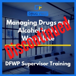 Managing Drugs and Alcohol in the Workplace CD Cover