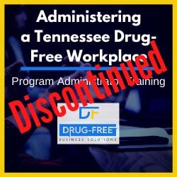 Tennessee Program Administrator Training CD Cover